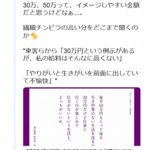 はあちゅうさん「繊細チンピラの言い分をどこまで聞くのか」阪急電鉄の「毎月50万円もらって」等の車内広告とりやめに