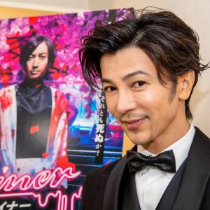 役柄のビジュアルはKAT-TUNのコンサートからヒントを得た!? 映画『Diner ダイナー』武田真治インタビュー