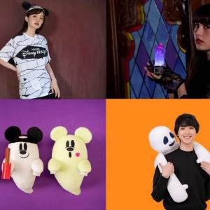 「フィガロ」モチーフにミイラTシャツ・背負えるゴーストぬいぐるみも!『ディズニー・ハロウィーン2019』グッズ&フードも盛りだくさん