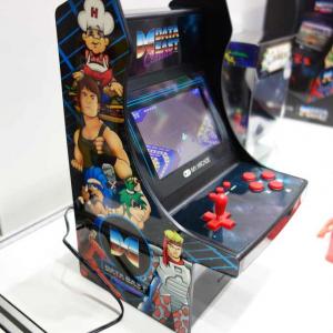 『バーガータイム』『空手道』『B-WINGS』などデータイーストのゲームが34種類遊べる『レトロアーケードLL<データイーストクラシック>』に心が震える:東京おもちゃショー2019