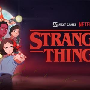 Netflixが『E3』で位置情報を使った基本無料モバイルゲーム『Stranger Things 3: The Game』を発表