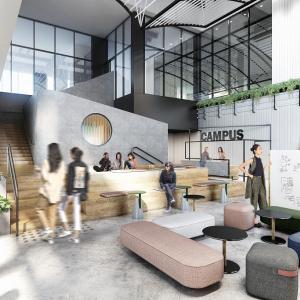 """Googleが渋谷ストリームにスタートアップ支援拠点""""Google for Startups Campus""""を年内開設へ アーリーからグロースステージの起業家に学びと成長の場を提供"""