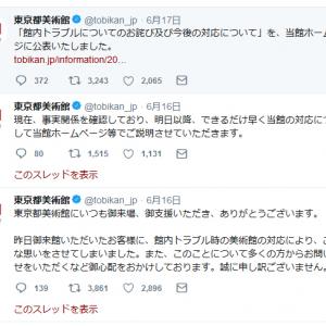 峰なゆかさんの「東京都美術館で車椅子の男に殴られた」ツイートの波紋広がる 「盛松」という批判の声も