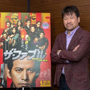 『ザ・ファブル』佐藤二朗さんインタビュー「今からでも安田(顕)と役を交換したい!」最近のお酒事情も聞いてきた