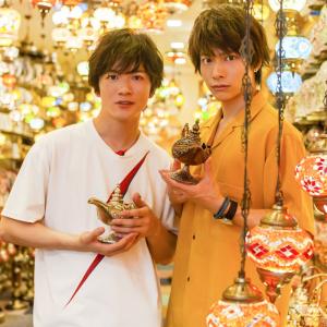 小澤廉&小西成弥がシンガポールで2人旅!「人生にとって大きなポイントになるかもしれないな」