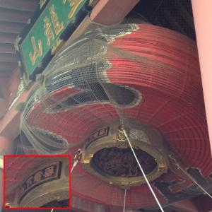 浅草の雷門に「松下電器」と書かれているその理由は? 雷門に住み着く猫もいた!
