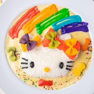 カラフルメニューがモンスター級にカワイイ! ハローキティ×KAWAII MONSTER CAFEコラボが夏休み期間に開催[オタ女]