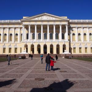エルミタージュ美術館ではなく、あえてロシア美術館をおすすめしたい理由