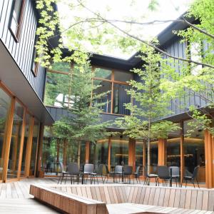 35歳以下なら1室1万6000円で泊まれる「星野リゾート BEB5 軽井沢」に行ってきた!
