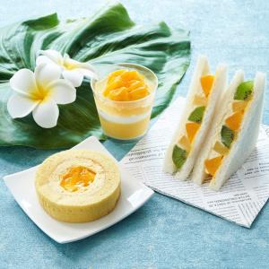 気分はトロピカル! ローソンからマンゴーやレモンを使ったデザート&ドリンクが続々登場