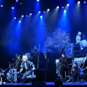 [動画]リアルな犬の動きとダンス・音楽が融合!舞台「銀牙 -流れ星 銀-」~絆編~ 9月21日に8K画質上映決定
