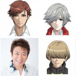 「ARP」TVアニメ先行カット公開&追加キャストに井上和彦・駒田航が決定!特番は7月28日放送