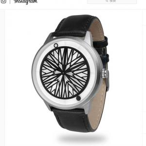 キネティック・アートな腕時計がKickstarterでプロジェクト展開中
