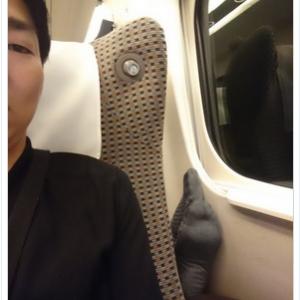 ノンスタ石田さんが新幹線のマナー違反に怒り! 後部座席からの足テロ被害に同情の声あつまる