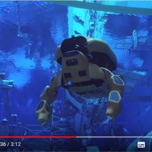 潜水艦から作業ロボットに変形する水中トランスフォーマー「Aquanaut」