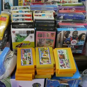 ミャンマーのテレビゲーム事情! いまだにファミコンゲームが主流