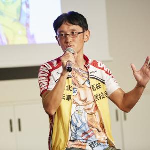 『弱虫ペダル』渡辺航先生インタビュー「キャラクターについて語ることが幸せにつながってくれるのならば、僕も幸せです!」