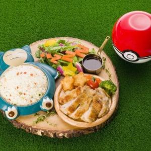 カビゴンのお皿は購入可能!オリジナル食器を使った新メニュー登場 家でも「ポケモンカフェ」気分♪