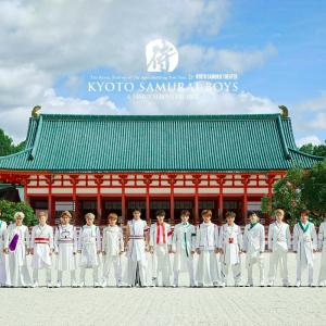 KYOTO SAMURAI BOYS「東京ガールズコレクション2019」に出演決定!楽曲入りPVも公開中