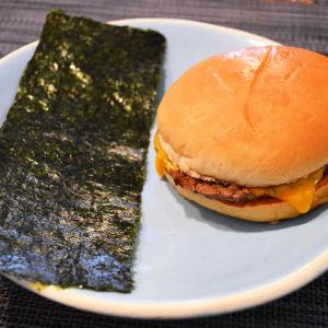 マックのチーズバーガーをプラス10円で激ウマ化「のりまきチーズバーガー」が奇跡を呼んだ