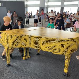 日本人は今さら行かない意外な観光スポット 残りの夏は都庁ピアノを聴きに行こう!