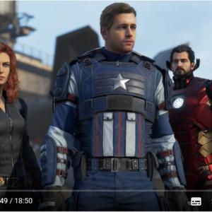 「Marvel's Avengers」プレイ動画が公開 ファンにはたまらない約19分にも及ぶ映像