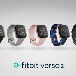 マイク内蔵でAlexaや音声による返信に対応 Fitbitの新スマートウォッチ「Fitbit Versa 2」は9月11日に予約販売を開始