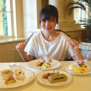 ディズニーランドホテルの『シャーウッド・ガーデン・レストラン』は美味しい楽しいビュッフェレストラン!