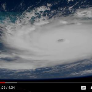 「ドリアン」は宇宙から見てもヤバいハリケーン NASAが国際宇宙ステーションから撮影した映像を公開