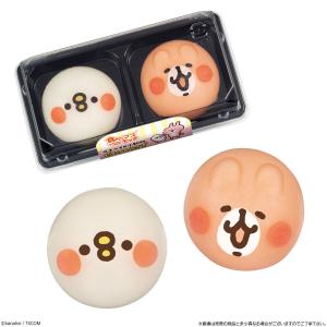 カナヘイの「ピスケ&うさぎ」がもちもち和菓子になってローソンで発売 表情の組み合わせは100通り!
