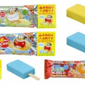 お風呂でアイスキャンディ!? バンダイ『ガリガリ君入浴剤 New Cool』を今年も発売