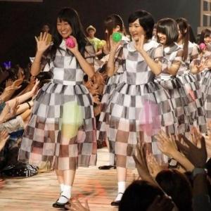 乃木坂46がファッションイベントに初登場! AKB指原に「焼肉おごってください」