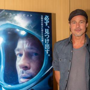 ブラッド・ピットが映画『アド・アストラ』を語る「宇宙というジャンルにどれだけ新しい価値を加えられるか、自分自身の旅だった」