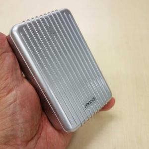 100WのPower Delivery対応で27000mAh容量のモバイルバッテリー「SuperTank」レビュー