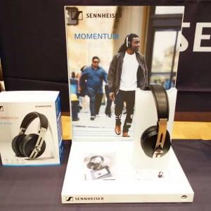 ゼンハイザーが3モードのアクティブノイズキャンセリング機能を搭載したワイヤレスヘッドホン「MOMENTUM Wireless」を9月30日に発売へ