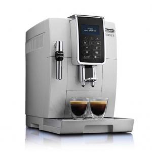 新メニュー「スペシャルティ」搭載 本格レギュラーコーヒーが自宅で楽しめる「デロンギ ディナミカ コンパクト全自動コーヒーマシン」が10月1日発売へ