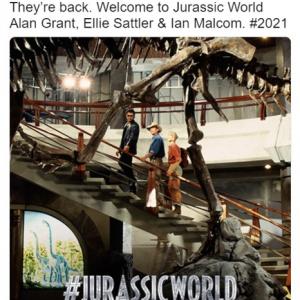 「ジュラシック・ワールド」シリーズ3作目にグラント博士が帰ってきます