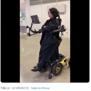 視線入力だけで動きも姿勢も自由自在! ロボット研究者が開発した「最強の車椅子」に注目集まる