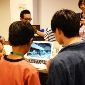 合宿に集まった学生たちがMinecraftで街のシンボルを再現する「BOKUCRA(ぼくクラ)」プロジェクト ガジェクリからトラゾー・えんぴつをゲストに深谷駅のお披露目会が開催
