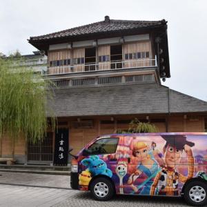 『トイ・ストーリー4』ラッピングカーが日本各地の名所を巡る! ここでしか作れない布製バッジも
