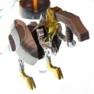 【東京おもちゃショー2009】USBガジェットがトランスフォーム!『トランスフォーマー』と東芝の新プロジェクト