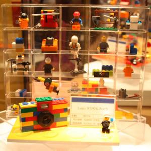 【東京おもちゃショー2009】LEGOとコラボしたデジタルガジェットが勢ぞろい!