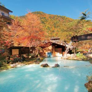 1位に選ばれたのは長野の名湯 「じゃらん」この秋行きたい紅葉温泉ランキング