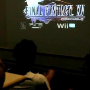 『プレステ3』と『Wii U』でファイナルファンタジー15の発売が決定! ……というフェイクっぽい動画が公開