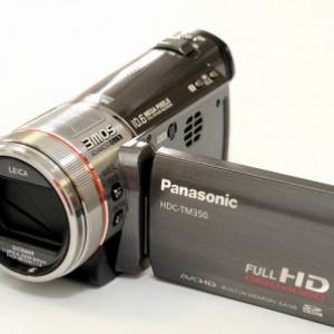 【Panasonic TM350】ママも安心 おまかせビデオでコドモを撮ろう!