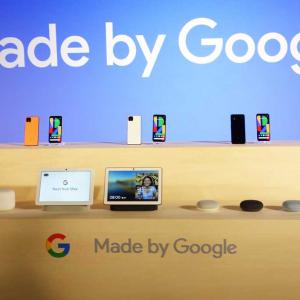Googleがスマートフォン「Pixel 4/Pixel 4 XL」とスマートホーム製品「Nest Hub Max」「Nest Mini」「Nest WiFi」の国内発売を発表 完全ワイヤレスイヤホン「Pixel Buds」も2020年発売へ