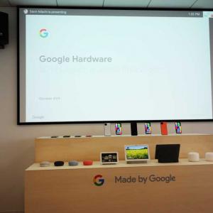 「人間味」「楽観的」「大胆」がキーワード Googleがハードウェア製品のデザインを解説