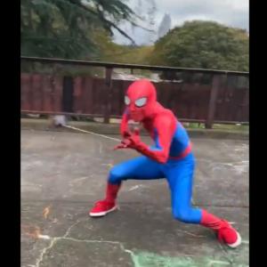 「なんだ、世界チャンピオンのスパイダーマンか」ヨーヨー世界大会・日本人チャンピオンの「スパイダーマン」動画に驚きの過去!