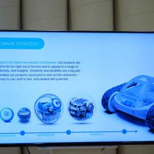 教育用ロボットメーカーのSpheroがハードウェア製品の戦略を明らかに
