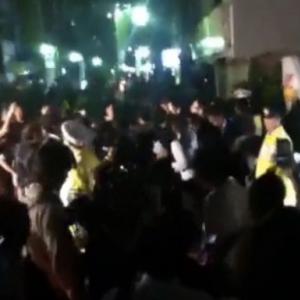 「高橋容疑者 これから逮捕 川崎」というUSTREAM中継に注目が集まる